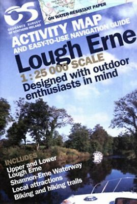 Lough Erne by Ordnance Survey of Northern Ireland