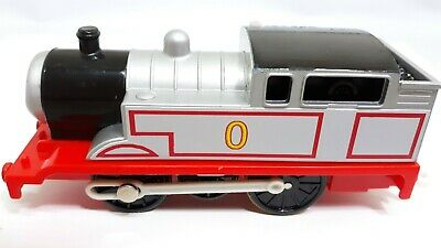 """Thomas & Friends TIMOTHY THE GHOST 0 Trackmaster Motorized Train  """"CUSTOM"""""""