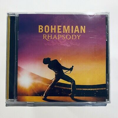 Bohemian Rhapsody Soundtrack CD BRAND Brand NEW & Sealed Queen 2018 Music