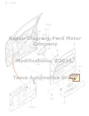 Brand New Oem Rh Or Lh Front Door Speaker 2009 2013 Ford F150 9l3z