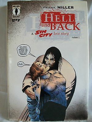 Frank Miller - Sin City Hell and Back 2 - Lexy Dark Horse 2002