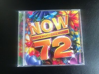 Now 72 – 2 CDs – 43 Top Chart Hits from 2009 - Excellent Condition - FREEPOST