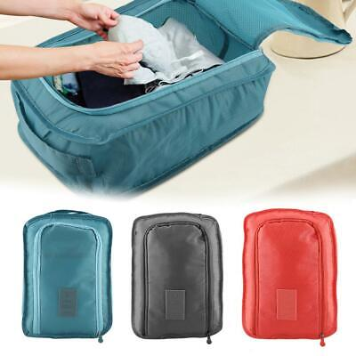 Foldable Travel Clothes Storage Bags Luggage Shoes Organizer Pouch Packing Cube