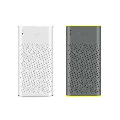 FR H60727-CB HOCO Rege 30000mAh Power Bank 2x 2.1A