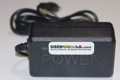 USEDPEDALS 18v AC Adapter Power Supply Mod for Pigtronix Class A Boost Pedal