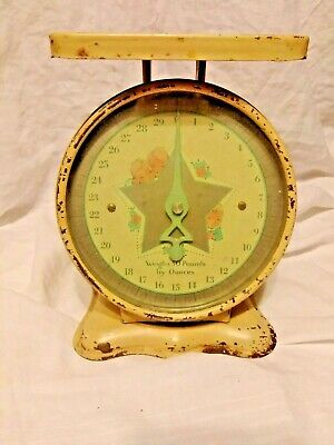 Vintage-Baby-Scale-Up-To-30-Lbs
