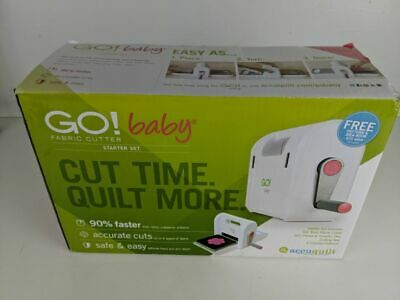 Accuquilt Go Baby Fabric Cutter System