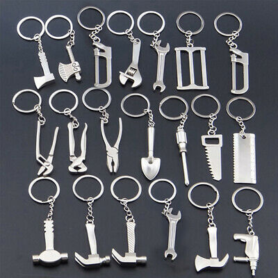 Creative Tool Wrench Spanner Key Chain Car Bag Keyring Metal Keychain GiftHOT