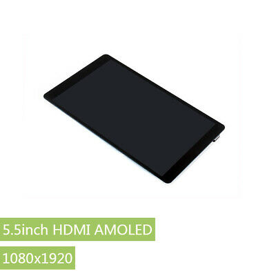 WaveShare 5.5inch HDMI AMOLED 1920x1080 Capacitive Touch WS16103