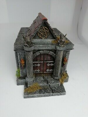 SCATTER TERRAIN X7 for Warhammer 40k building, scenery some