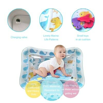 Baby Ice Pad PVC Material Great For Baby Sensory Stimulation Cognitive Abilities