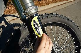 Yellow Seal Mate Tool - Fix Leaking Fork Seals (Genuine From California)