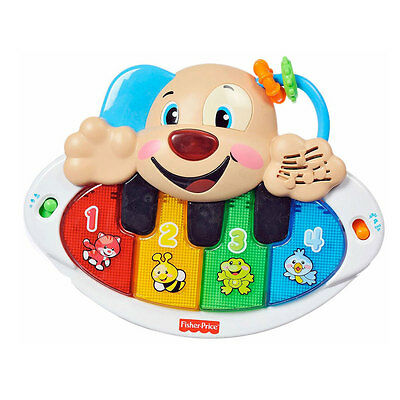 Piano Musical PUPPY Le Chien de Mattel Fisher Price - Comme Neuf