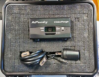 SpectraCal VideoForge Classic Version 1.0 HDMI Pattern Generator w/Hard Case