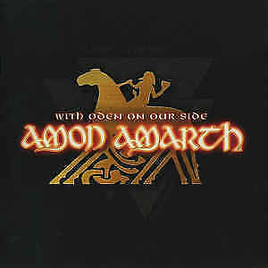 Amon Amarth - With Oden On Our Side CD Like new (C)