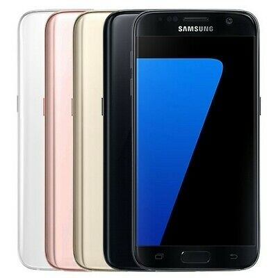 Samsung S7 SM-G930F 32GB  Unlocked Smartphones Mix Colours and Grades