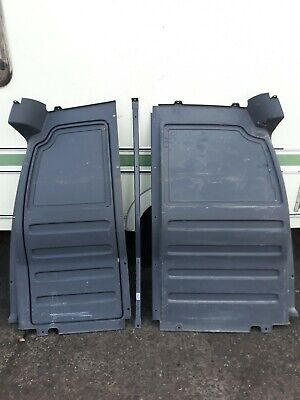 VW Caddy Maxi solid bulkhead from 2011 refZ13