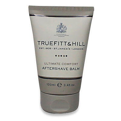 Truefitt & Hill • Ultimate Comfort Aftershave Balm • 3.5oz • New • AUTHENTIC