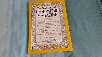 National Geographic Magazine. March, 1950.