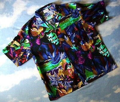 SHIRT vintage 80's AUSTRALIAN by l' Alpina TG.52- XL circa NEW! made in Italy