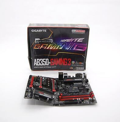 Gigabyte GA-AB350-Gaming 3 USB 3.1 AMD AM4 B350 Ryzen Motherboard READ