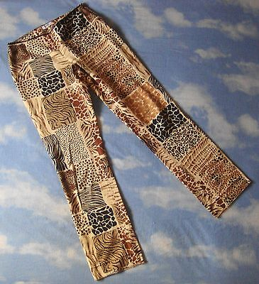 TROUSERS vintage woman MOSCHINO Cheap and Chic  made Italy TG.40 circa S RARE