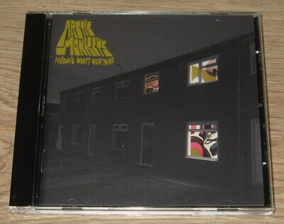 Arctic Monkeys - Favourite Worst Nightmare (CD 2007). MINT