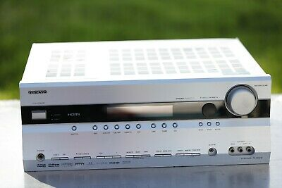 Onkyo TX SR606 Stereo Amplifier Receiver Home Theater