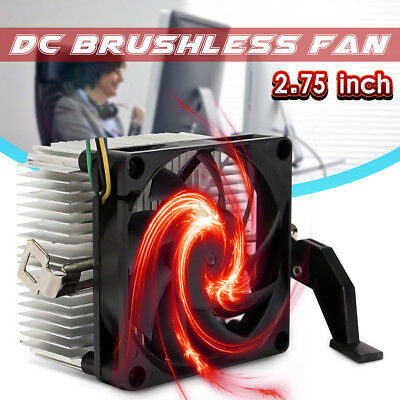 CPU Cooler Cooling Fan amp Heatsink For AMD Socket AM2 AM3 1A02C3W00 up to 95W