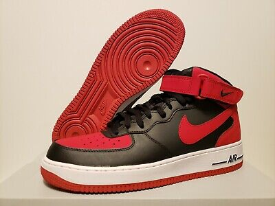 d99f74083a3d DS NIKE AIR Force 1 Mid Inside Out size 10.5 2004 -unworn- -  114.99 ...