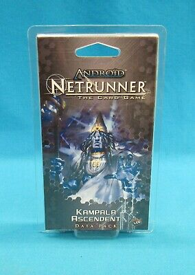ANDROID NETRUNNER THE Card Game Core Set Fantasy Flight