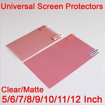 Universal Screen Protector Smart Phone Tablet GPS Protective Film RQ