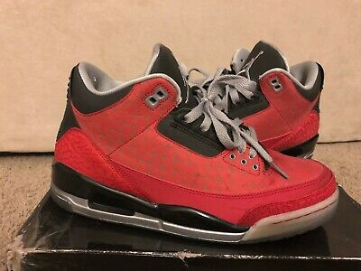 4de908f5906 2010 Nike Air Jordan Iii 3 Doernbecher Db Size 9 Cement Oregon True Tinker  Mocha