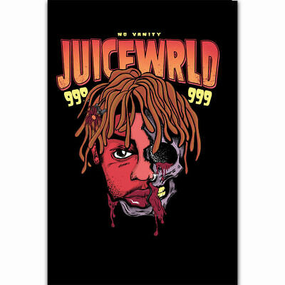 Juice WRLD New Hip Hop Rapper Music Singer Star Poster 21 24x36 E-1367