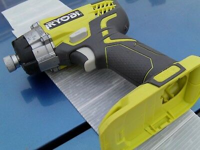 Ryobi Rid1801 Professional 18V Impact Driver Bare Unit Only (Fully Serviced)