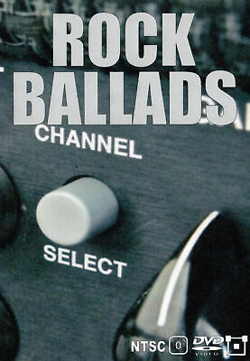 Rock Ballads vol. 1 25 Music Videos DVD Rock Video Hits