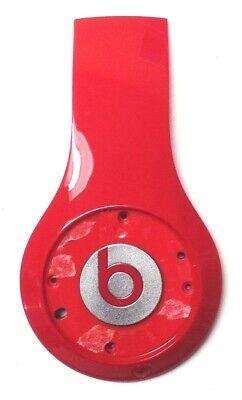 Genuine Beats By Dre Studio 2 2 0 Inside Internal Panel Part Right Red Gray 12 00 Picclick