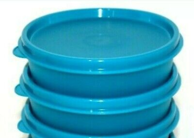 TUPPERWARE Little Wonder Bowls Set of 2 with Seals NIP FREE US SHIPPING BPA Free