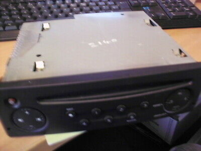 RENAULT RADIO CD player Car Stereo Head Unit Vdo Renrdw323
