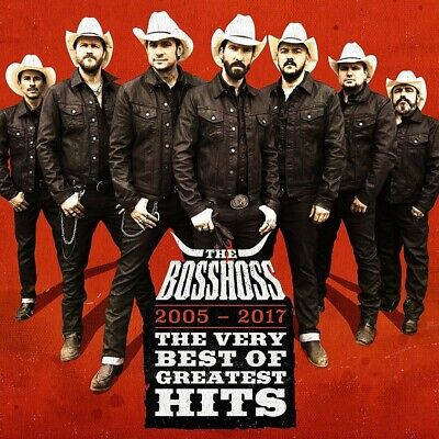 The Bosshoss - The Very Best Of Greatest Hits (2005-2017) CD NEU & OVP