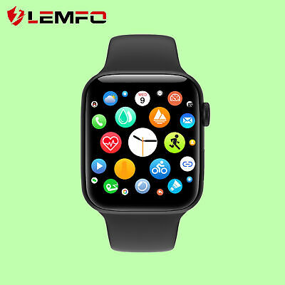 LEMFO Heart Rate Blood Pressure Smart Watch Fitness Tracker Sport Band Bracelet
