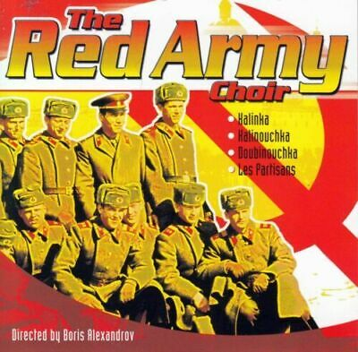 The Red Army Choir -  - Rare Cd - Brand New Sealed - Music Album