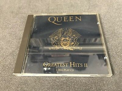 CD - Queen - Greatest Hits II (1991) - Long Play CD -