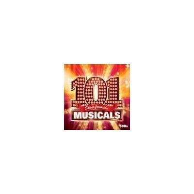 Various Artists - 101 Songs From The Musicals - Various Artists CD WYVG The