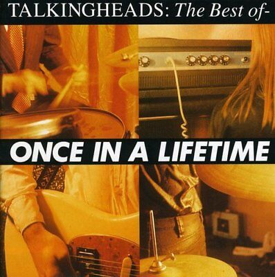 Once In A Lifetime: The Best Of Talking Heads -  CD BVVG The Cheap Fast Free