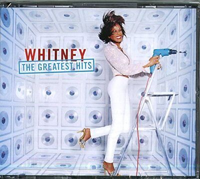 Whitney Houston - The Greatest Hits - Whitney Houston CD 2BVG The Cheap Fast