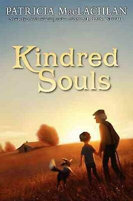 Kindred Souls by Patricia MacLachlan (English) Hardcover Book Free Shipping!