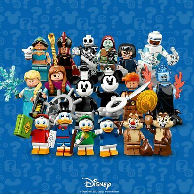 Lego 71024 Disney Minifigures Series 2 - Complete/Full Set - All Sealed