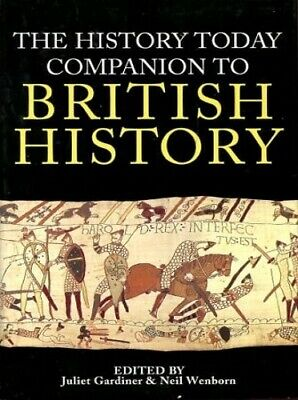 History Today  Companion to British History by Pavilion Books (Hardback, 1995)