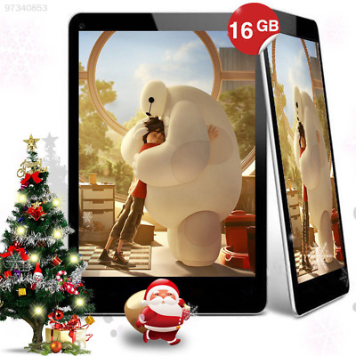 """7"""" Inch Android Tablet 16GB Quad Core Dual Camera Bluetooth Wifi Tablet PC UK"""
